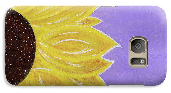 You Are My Sunshine Galaxy S7 Case by Cyrionna The Cyerial Artist