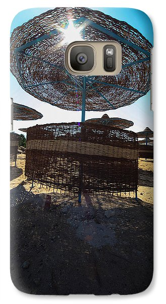 Galaxy Case featuring the photograph You Find Me by Jez C Self