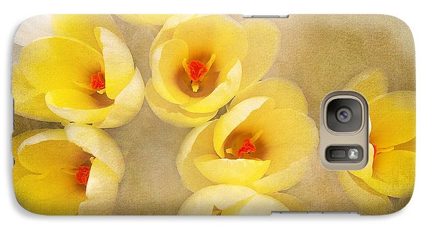 Galaxy Case featuring the photograph You Light Up My Life by Kathi Mirto