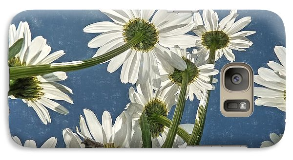 Galaxy Case featuring the photograph You've Got Snail by Donna Kennedy