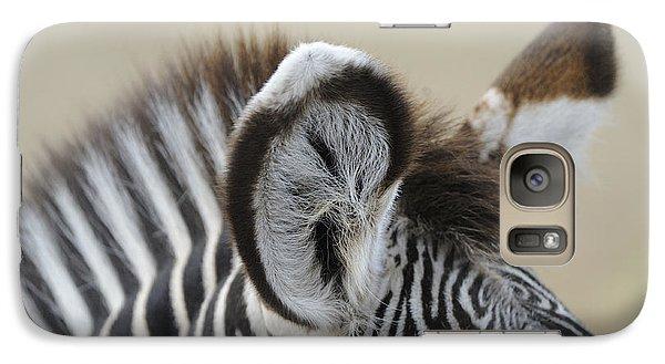 Zebra Ears Galaxy S7 Case