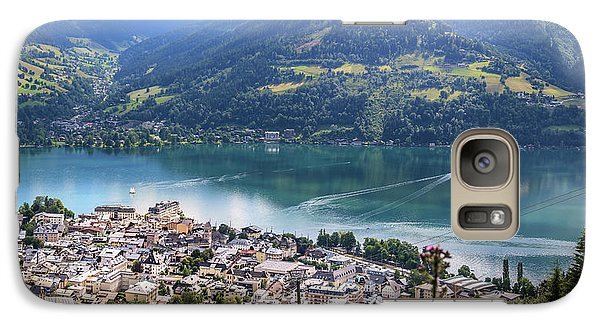 Zell Am See Austria Galaxy S7 Case