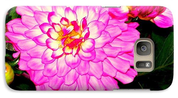 Galaxy Case featuring the photograph Zennia by Greg Moores