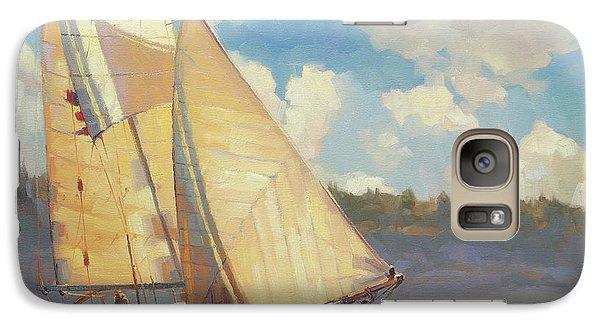 Seattle Galaxy S7 Case - Zephyr by Steve Henderson