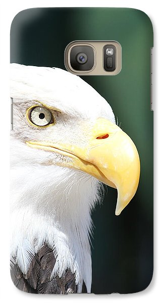 Galaxy Case featuring the photograph Zeroed In by Laddie Halupa