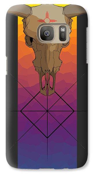 Zia Symbol Galaxy S7 Case