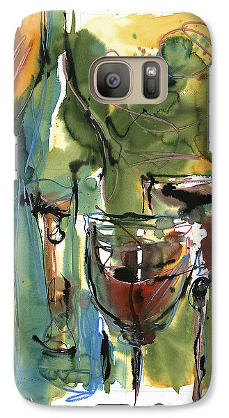 Cocktails Galaxy S7 Case - Zin-findel by Robert Joyner