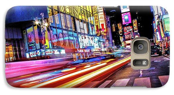 Zip Galaxy S7 Case by Az Jackson