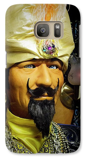 Galaxy Case featuring the photograph Zoltar by Chuck Staley