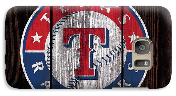Roger Dean Galaxy S7 Case - The Texas Rangers 2w by Brian Reaves