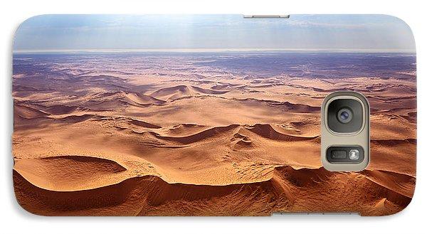 Airplanes Galaxy S7 Case - Beautiful Landscape Of The Namib Desert by Oleg Znamenskiy