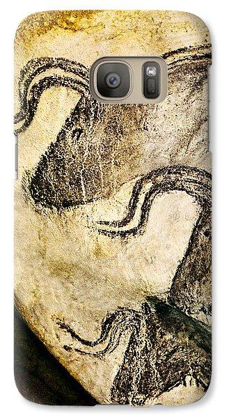 Chauvet - Three Aurochs Galaxy S7 Case