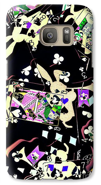 Fairy Galaxy S7 Case - Game Of Illusion by Jorgo Photography - Wall Art Gallery