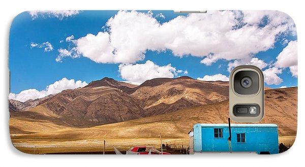 Pasture Galaxy S7 Case - Gypsy Caravan Belongs The Family Of by Radiokafka