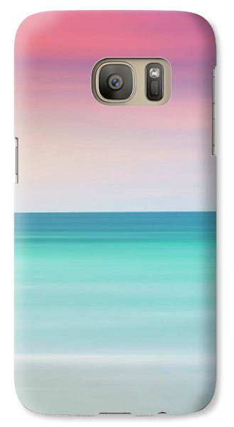 Colours Galaxy S7 Case - Hopes And Dreams by Az Jackson