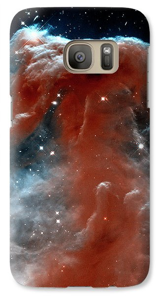 Galaxy S7 Case featuring the photograph Horsehead Nebula Outer Space Photograph by Bill Swartwout Fine Art Photography