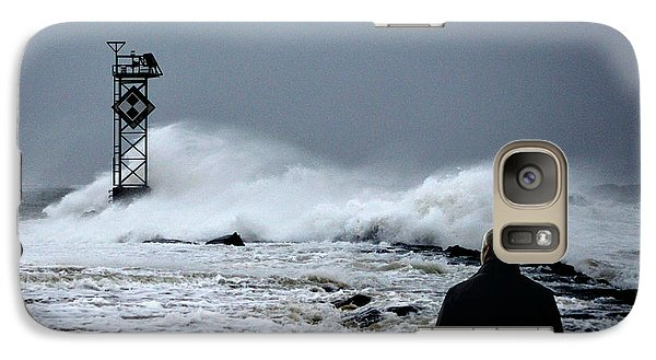 Galaxy S7 Case featuring the photograph Hurricane Watch by Bill Swartwout Fine Art Photography