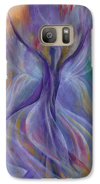 In Search Of Grace Galaxy S7 Case
