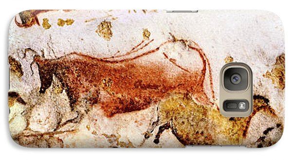 Lascaux Cows Horses And Deer Galaxy S7 Case