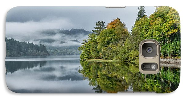 Loch Ard In Scotland Galaxy S7 Case