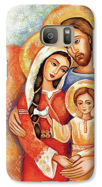 The Holy Family Galaxy S7 Case