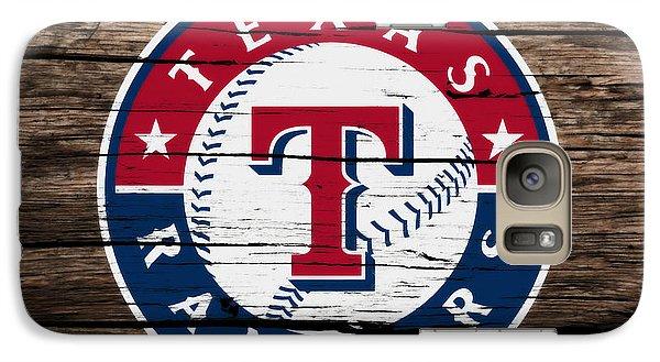 Roger Dean Galaxy S7 Case - The Texas Rangers 3a by Brian Reaves