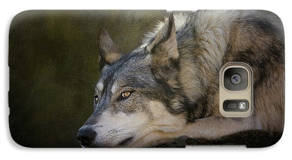 Wolf Watch Galaxy S7 Case