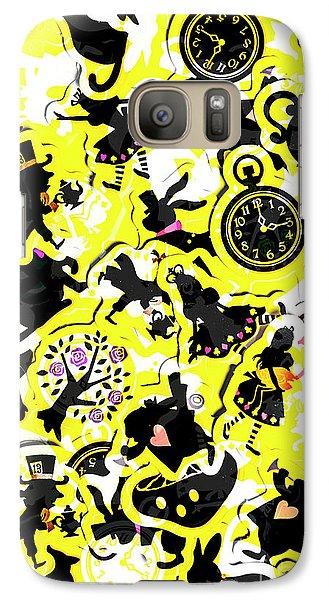 Fairy Galaxy S7 Case - Wonderland Design by Jorgo Photography - Wall Art Gallery