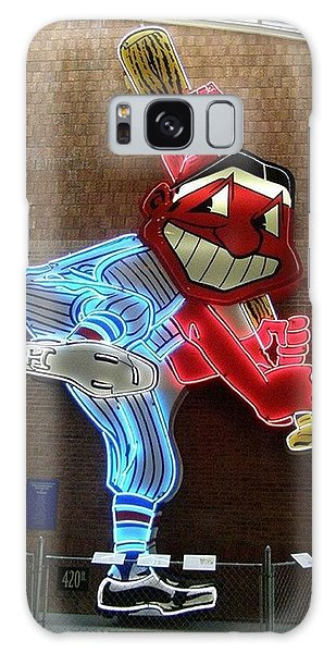 Chief Wahoo Galaxy Case