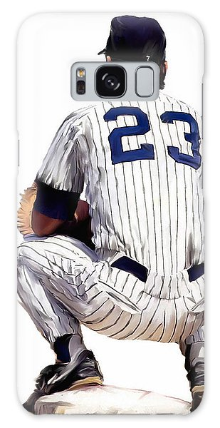 A Moment To Remember II Don Mattingly  Galaxy Case