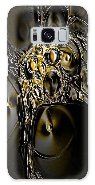 Abstraction190-03-13 Marucii Galaxy Case
