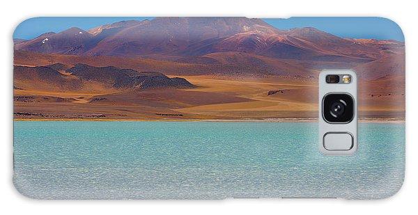 Atacama Salt Lake Galaxy Case