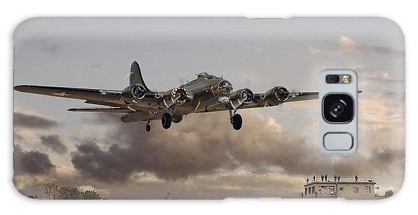 Ww2 Galaxy Case -  B17- 'airborne' by Pat Speirs