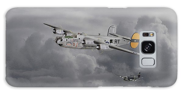 B24 Liberator  446th Bomb Group Galaxy Case