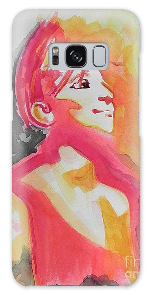 Barbra Streisand Galaxy Case