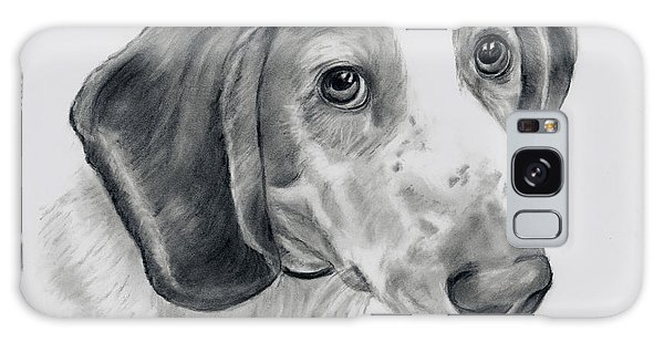 Basset Hound Galaxy Case
