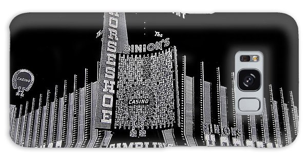Binion's Horseshoe Casino Exterior Casino Center Las Vegas Nevada 1979-2014 Galaxy Case