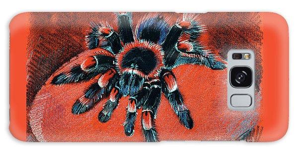 Brachypelma Smithi Redknee Tarantula  Galaxy Case