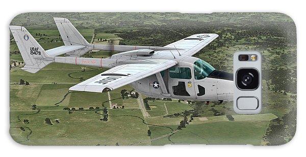 Cessna O-2a Skymaster Galaxy Case