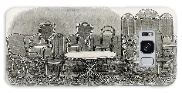Flooring Galaxy Case -  Chairs And Other Bentwood  Furniture by  Illustrated London News Ltd/Mar