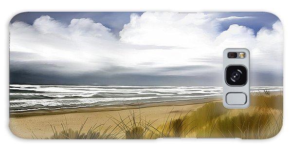 Coastal Breeze Galaxy Case by Anthony Fishburne