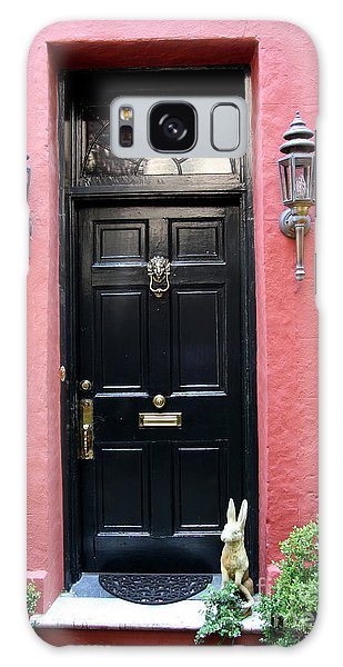 Door Oldtown Charleston Galaxy Case