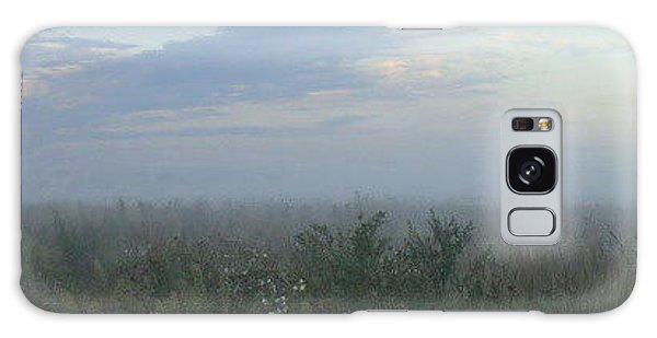 Endless Wild Field Galaxy Case by Mikhail Savchenko