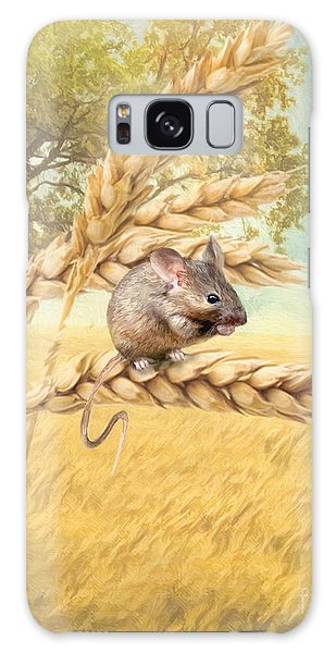 Field Mouse Galaxy Case by Trudi Simmonds