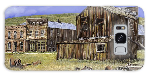 Ghost Galaxy Case -  Ghost Town Of Bodie-california by Guido Borelli