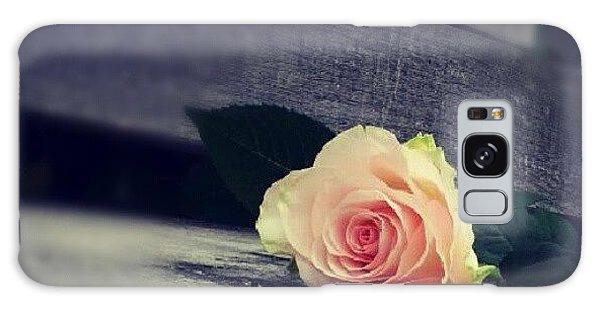 Decorative Galaxy Case -  Gray In Romantik by Jacqueline Schreiber