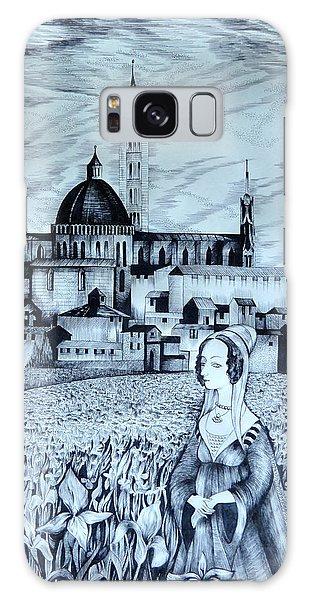 Italian Fantasies. Siena Galaxy Case