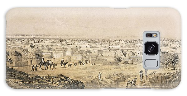 Nigeria Galaxy Case -  Kano, From Mount Dala In  Nigeria by Mary Evans Picture Library