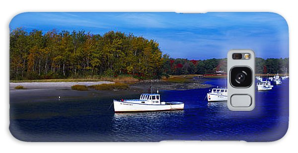 Kennnepunkport Harbor  Maine  Galaxy Case