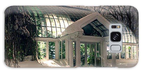 Lamberton Conservatory Galaxy Case by Richard Engelbrecht